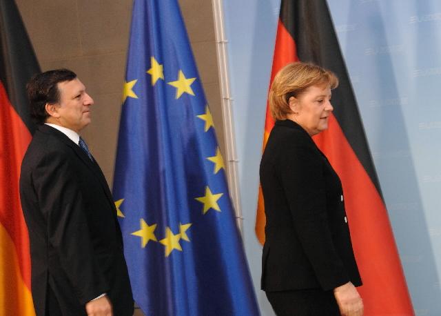 Inaugural meeting between the German Presidency of the EU and the EC