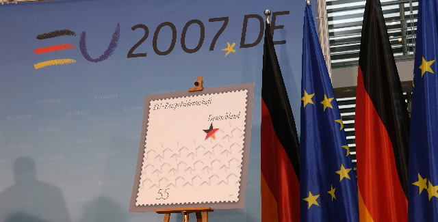 Inaugural meeting between the German Presidency of the EU and the EC
