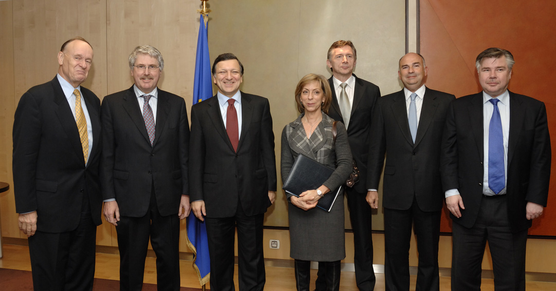 Visit by Teresa Presas, General Director of the CEPI, to the EC
