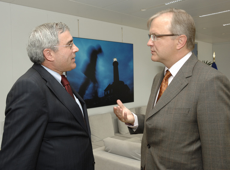 Visit by Sven Alkalaj, Minister for Foreign Affairs of Bosnia and Herzegovina, to the EC