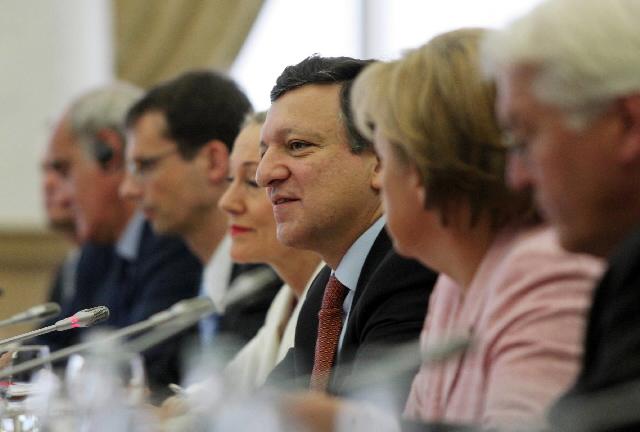 Sommet UE/Russie, 17-18/05/2007