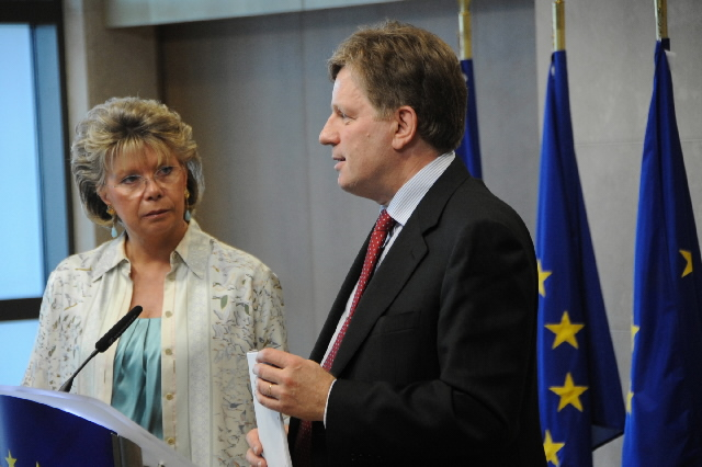 Visit by Esko Aho, President of Sitra, to the EC
