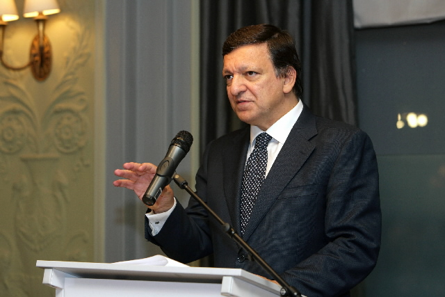 Participation of José Manuel Barroso, President of the EC, at the opening of the RAND Corporation's European Office