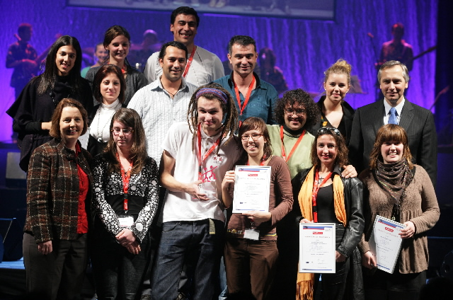 Participation of Ján Figel', Member of the EC, in the European Youth Week