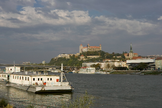 The capitals of the EU: Bratislava