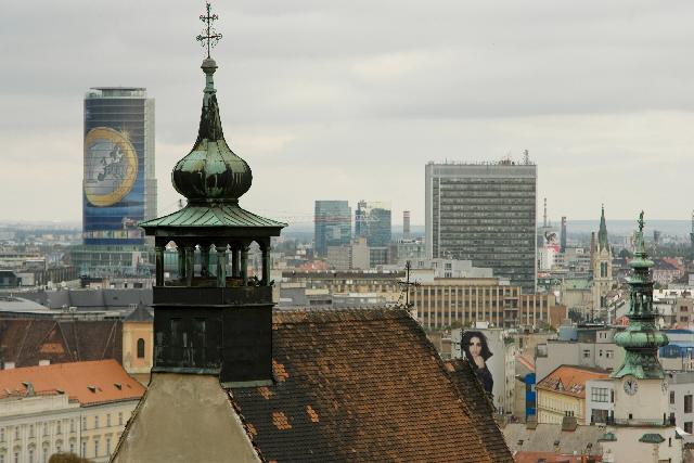 The capitals of the EU: Bratislava
