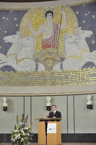 Discours de José Manuel Barroso, président de la CE, à l'Université Ludwig-Maximilians