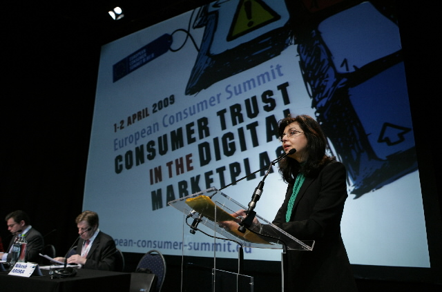 European Consumer Summit 2009