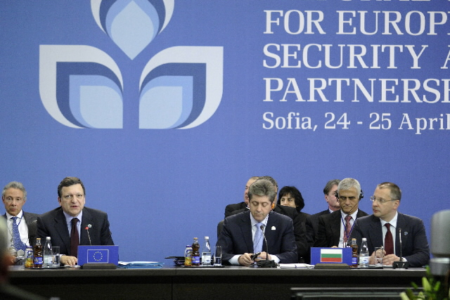 Natural Gas for Europe: Security and Partnership Summit
