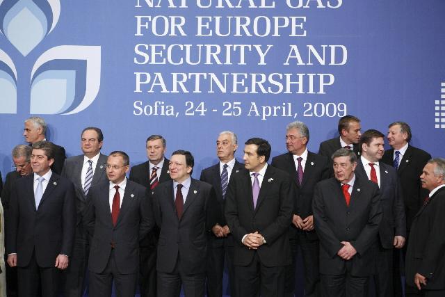 Sommet Du gaz naturel pour l'Europe: sécurité et partenariat