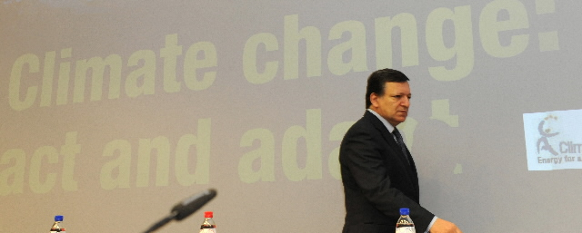 Participation of José Manuel Barroso, President of the EC, at the closing of the Green Week