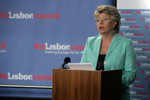 Speech by Viviane Reding, Member of the EC, at the Ludwig Erhard Lecture at the Lisbon Council