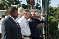 Visit of Karel De Gucht, Member of the EC, to Haiti following the violent earthquake