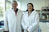 Visit of Máire Geoghegan-Quinn, Member of the EC, to the IRMM
