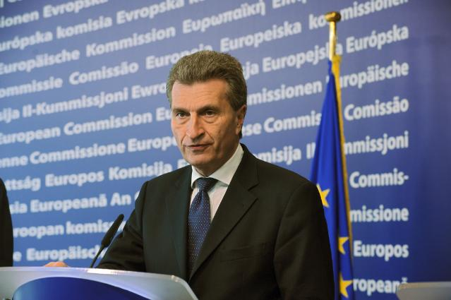 Visit of Yuriy Boyko, Ukrainian Minister for Fuel and Energy, to the EC