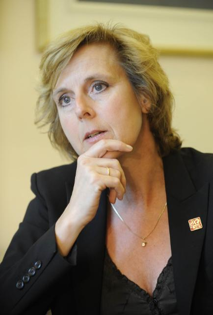 Visit of Connie Hedegaard, Member of the EC, to Germany
