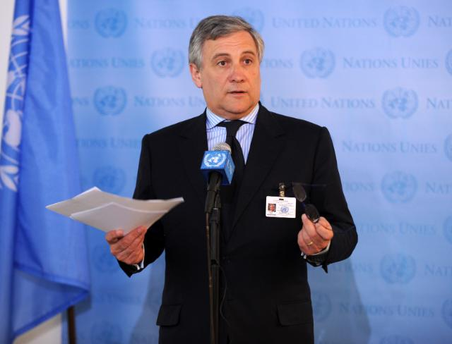 Participation of Antonio Tajani, Vice-President of the EC, at the 2010 UN Global Compact Leaders Summit