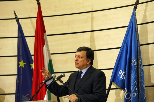 Speech by José Manuel Barroso, President of the EC, at the Expanding Europe conference of the University of Pécs