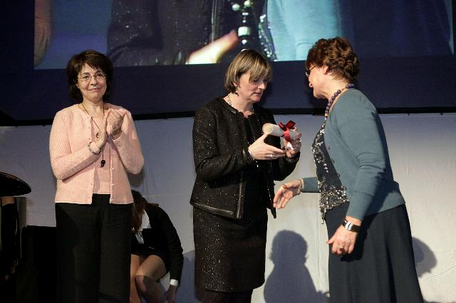 Participation of Maria Damanaki, Member of the EC, at the gala evening of the European Network of Female Entrepreneurship Ambassadors