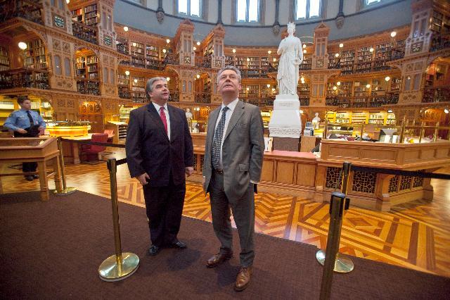 Visit of Karel De Gucht, Member of the EC, to Canada