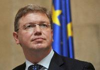 Visit of Štefan Füle, Member of the EC, to Ukraine