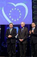 Participation of José Manuel Barroso, President of the EC, at the EPP European evening