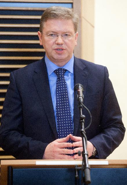 Visit of Andriy Klyuev, First Ukrainian Deputy Prime Minister and Minister for Economic Development and Trade, to the EC