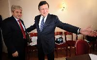 Visit of José Manuel Barroso, President of the EC, to the former Yugoslav Republic of Macedonia