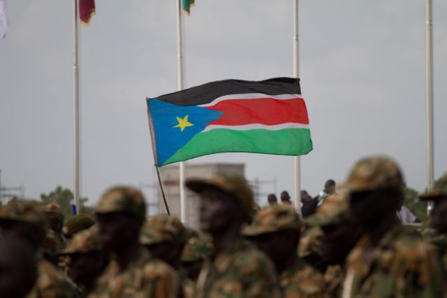 Celebrations for the Independence of South Sudan