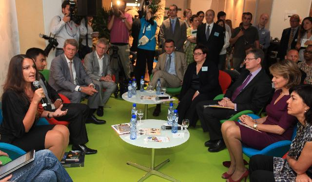 Participation of László Andor, Member of the EC, at the fifth European Job Day, organised at the Berlaymont