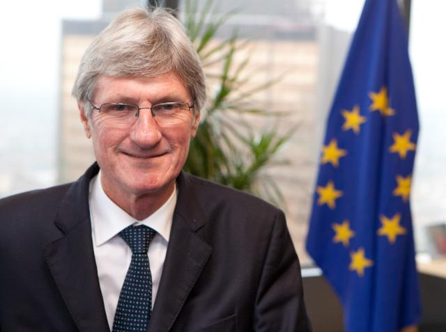 Brian Gray, Director-General at the EC