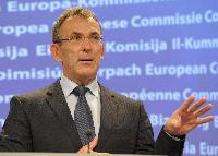 Press conference by Andris Piebalgs, Member of the EC, on the Agenda for change for the EU development policy