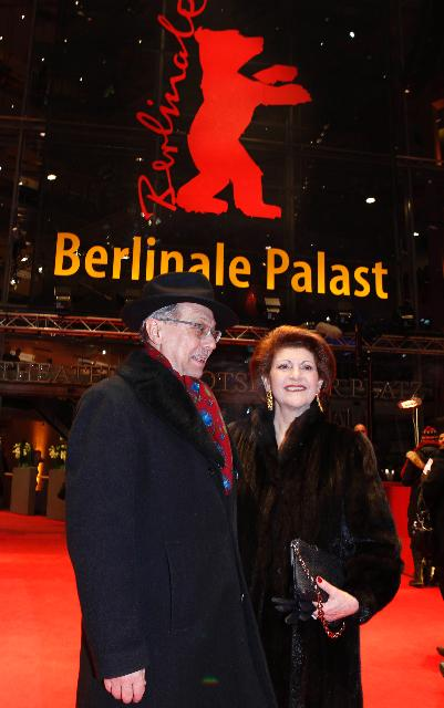 Participation of Androulla Vassiliou, Member of the EC, at the opening of the 62th edition of the Berlin International Film Festival