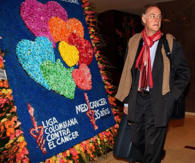 Visite d'Antonio Tajani, vice-président de la CE, en Colombie