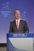 Press conference by Štefan Füle, Member of the EC, on the adoption of the 2012 Enlargement Package