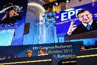 Visit of José Manuel Barroso, President of the EC, to Romania