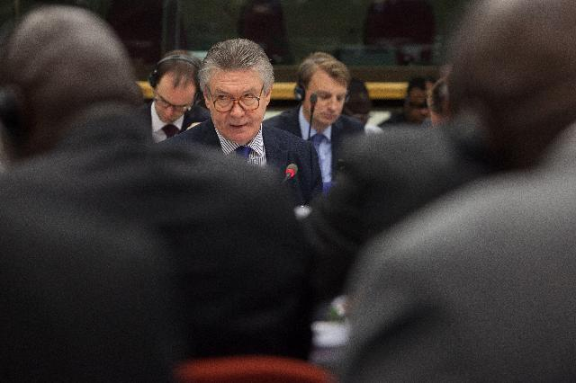 Participation of Karel De Gucht, Member of the EC, at the ACP-EU Ministerial Trade Committee