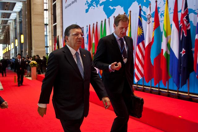 Participation of José Manuel Barroso, President of the EC, in the 9th Asia/Europe Summit