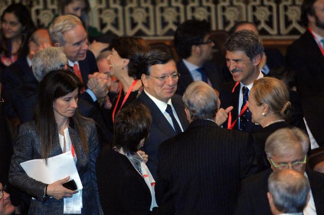 Visit of José Manuel Barroso, President of the EC, to Spain