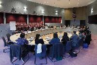 Visit to the EC of young representatives of Cypriot and Turkish NGOs in the framework of the