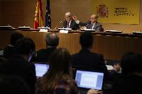 Joint press conference by Luis de Guindos Jurado, Spanish Minister for Economy and Competitiveness, and Olli Rehn, Vice-President of the EC, on the economic situation of Spain
