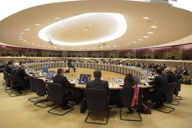 Inaugural meeting of the High Level Group on Key Enabling Technologies and signature of the Memorandum of Understanding to finance the key enabling technologies by the EC and the EIB