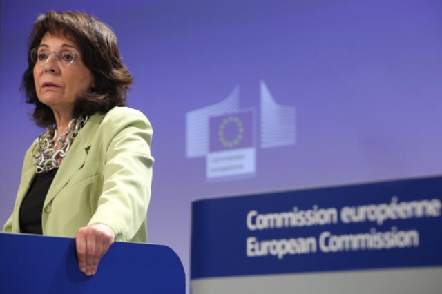 Press conference by Maria Damanaki, Member of the EC, on the maritime strategy for the Atlantic