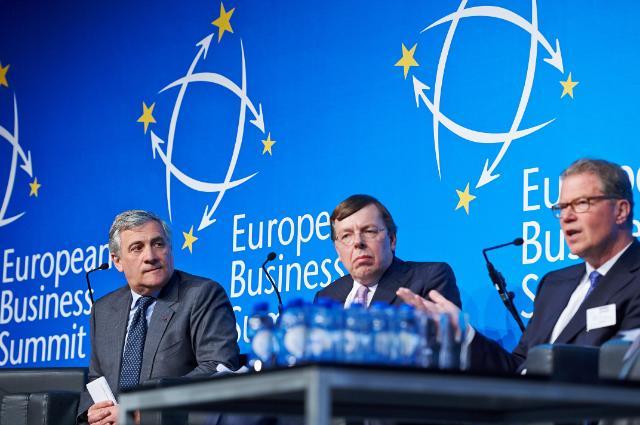 11e sommet européen des Affaires