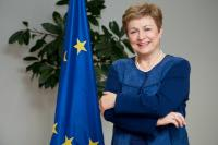 Kristalina Georgieva, Member of the EC