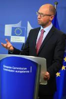 Visite de représentants de l'Opposition ukrainienne à la CE