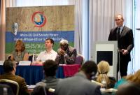 Participation of Andris Piebalgs, Member of the EC, at the 2nd Joint EU-Africa Civil Society Forum
