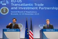 Second round of the EU/United States trade and investment negotiations, 11-15/11/2013