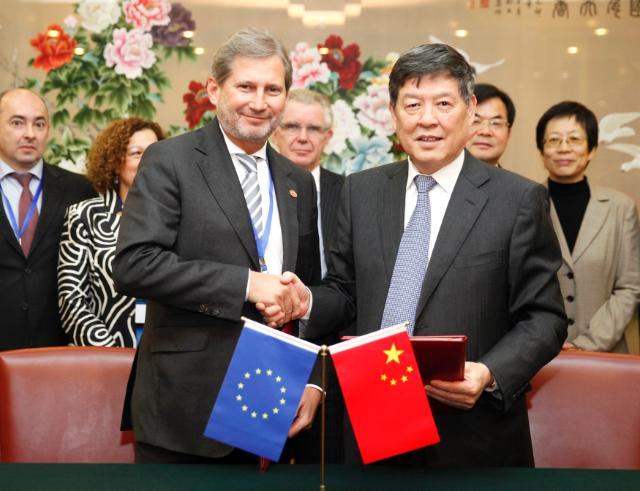 Taking EU-China dialogue on Urban and Regional policy up a gear