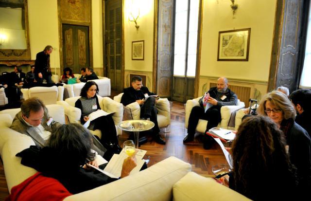 Visite de José Manuel Barroso, président de la CE, à Milan